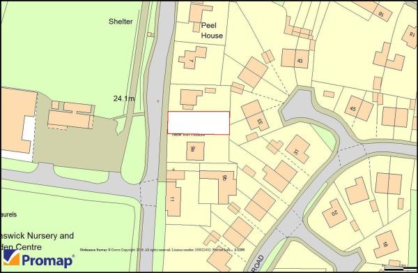 Promap Location Plan