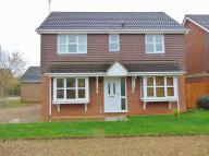 3 bed Detached property to rent in Avignon Road, Spalding...