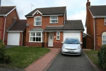 3 bedroom Detached house in Calder Close, Droitwich...