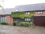 3 bed Barn Conversion to rent in Parsons Lane, Hartlebury...