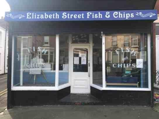 Takeaway for sale in 111 elizabeth street blackpool for 111 elizabeth street floor plan