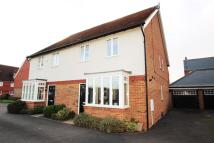 semi detached house for sale in Newman Road, Horley...