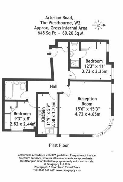 36 The Westbourne - Floorplan