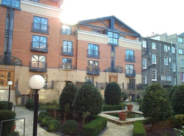 The Westbourne (Trimmed Southerly View from Gdns)