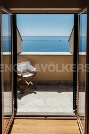 Crevari - Genova - View from terrace