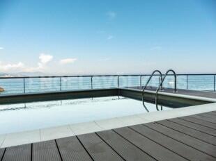 Crevari - Genova - The swimming pool