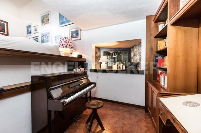 Villa Finale Ligure - Zona musica e lettura