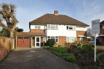 3 bed semi detached house to rent in Bodley Close, New Malden...