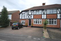 Romney Close semi detached house for sale