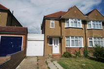 semi detached property to rent in SELWOOD ROAD...