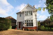 Detached home in Newtown Road, Southampton