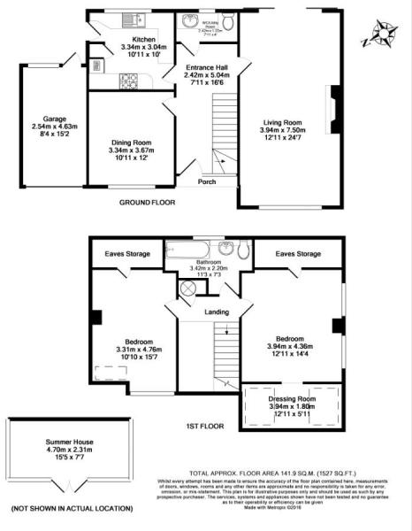 Portrait Floorplan -