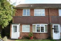 2 bed Terraced property to rent in Bartlett Road, Westerham
