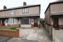 2 bed semi detached house in Ashton Avenue...