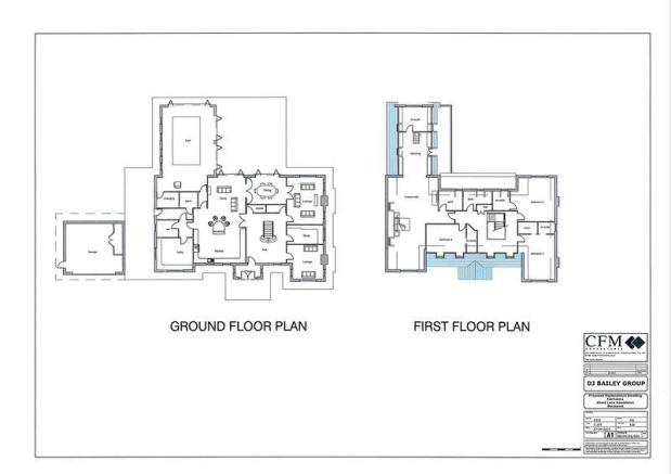 Floorplan of p...