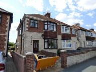 semi detached property in Marlborough Ave...