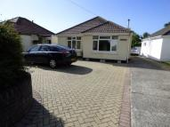 Detached Bungalow in Mead Road, Weymouth