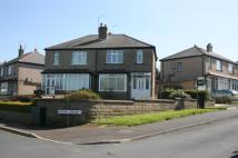 semi detached house in Hill Crescent, Rawdon,