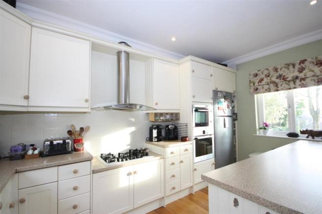 BESPOKE FITTED DINING KITCHEN