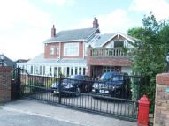 Detached property in Mottram Road...
