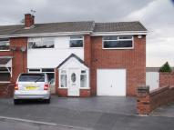 4 bedroom semi detached house in High Croft Close...