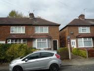 2 bed semi detached property to rent in Un-Furn...