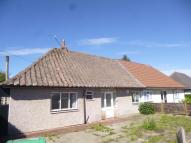 2 bedroom Semi-Detached Bungalow to rent in Un-Furn, Scalford Drive...