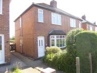 semi detached home in Un-Furn, Trowell Grove...