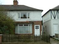 2 bedroom semi detached house to rent in Un-Furn, Robinet Road...
