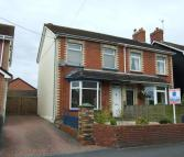 3 bedroom semi detached house to rent in Station Road, Caldicot...
