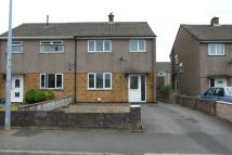 semi detached home to rent in Beech Road, Caldicot...