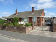 Semi-Detached Bungalow in Fitzwalter Road...