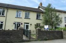 Terraced property to rent in Chepstow Road, Caldicot