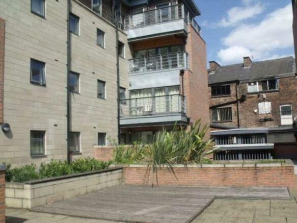 Studio Apartment Manchester studio apartment to rent in collier street, manchester, m3