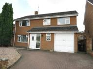 Detached house in Berkeley Close, Banbury