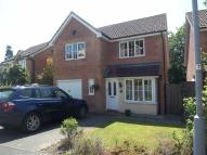 4 bedroom Detached property for sale in Lincoln Way, Crowborough...