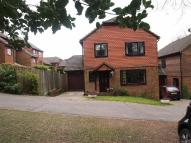 Detached property in Oliver Close...