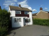 Detached house to rent in Crowborough