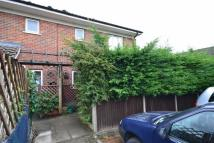 Terraced house in Hardy Close, Barnet...