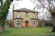 Detached property for sale in Church Road, Bulphan