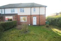 3 bed semi detached home in Christ Church Gardens...