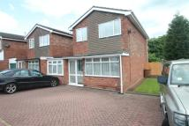 Link Detached House in Giles Road, Lichfield
