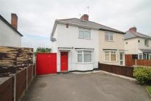 Cannock Road semi detached house to rent
