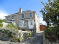 3 bedroom semi detached house in Park Rise, Falmouth...