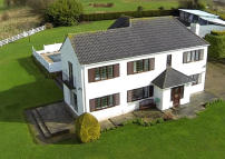 Detached home for sale in Vattingstone Lane...