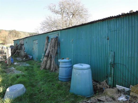 FORMER CATTLE SHED/S