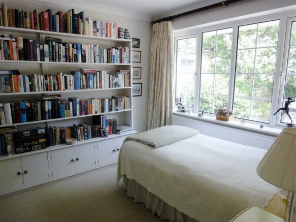BEDROOM FOUR/STUDY: