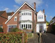 Detached house for sale in Link Road, Leicester...