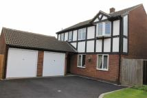 Detached home for sale in Old Hall Close, Groby...