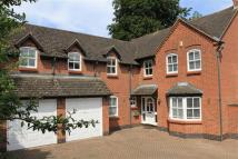 Detached house for sale in Grange Court, Desford...